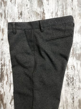 A21P014    0001 CHINOS PERCY - 65%PL - 32%CO - 3%EA Anthracite