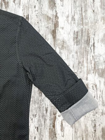 A21S016    0001 SHIRT WALTER - 97%CO - 3%EA Anthracite