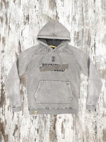 A21F008    0061 FLEECE FITZ - 100%CO Gray
