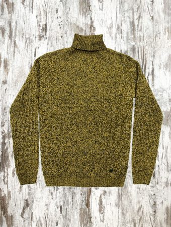 A21M016    0108 SWEATER MIKE - 85%AC - 15%NY Gold Narcissus