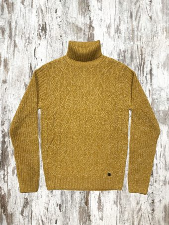 A21M018    0108 SWEATER MILO - 85%AC - 15%NY Gold Narcissus