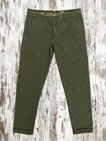 A21P003    0071 AOP03 CHINO - 98%CO 2%EA Military Green