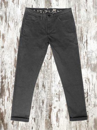 A21P010    0001 CHINOS FIVE POCKETS - 98%CO - 2%EA Anthracite