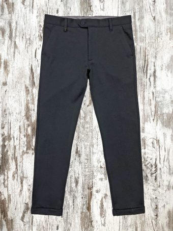 A21P015    0064 CHINOS PHIL - 70%PL - 26%CO - 4%EA Blue Navy